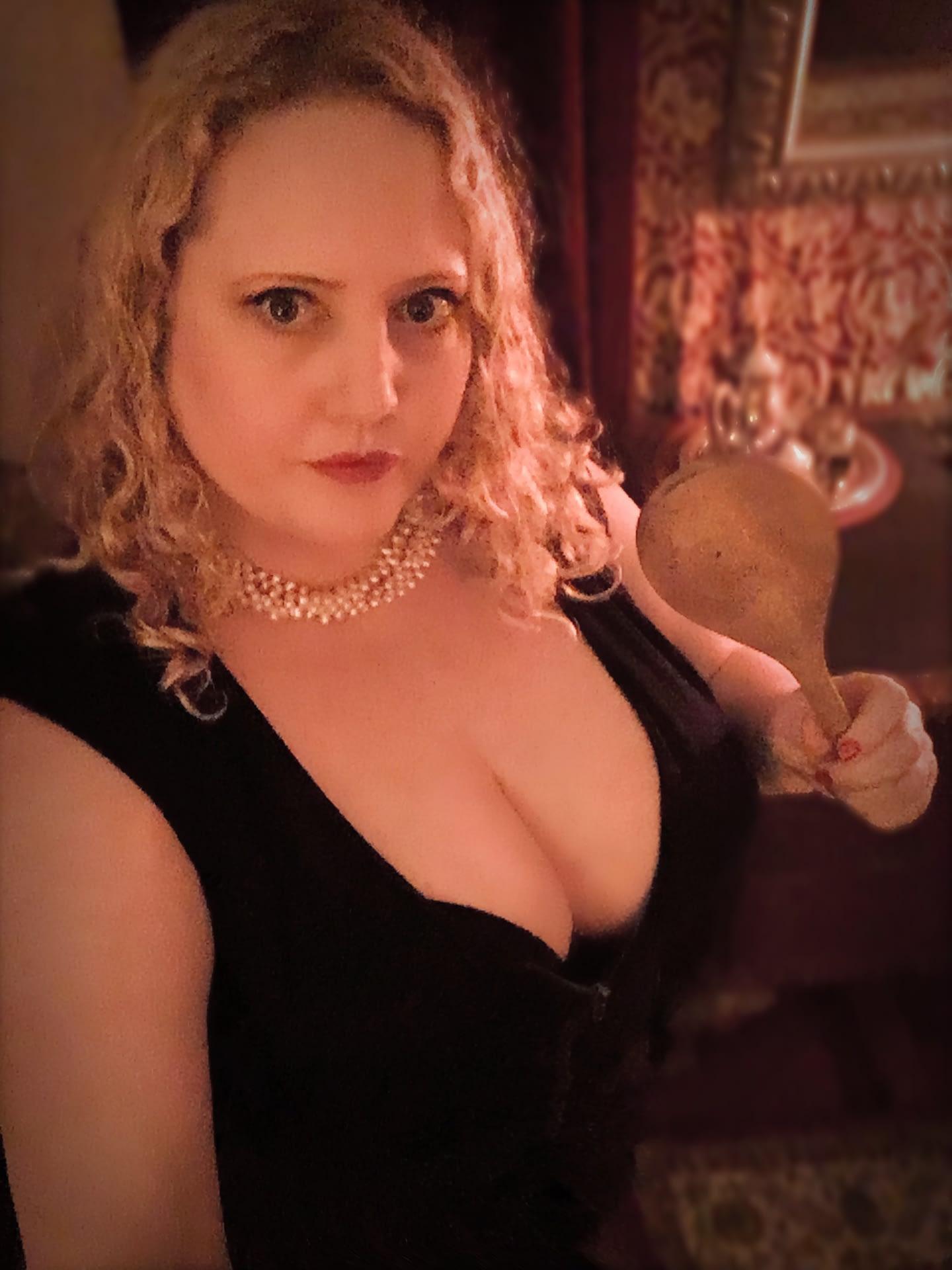 Wooden spoon spanking Artemisia Sydney