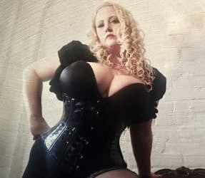 Mistress Began by Chaining Him to the Toilet