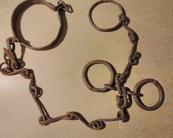 shackles vintage